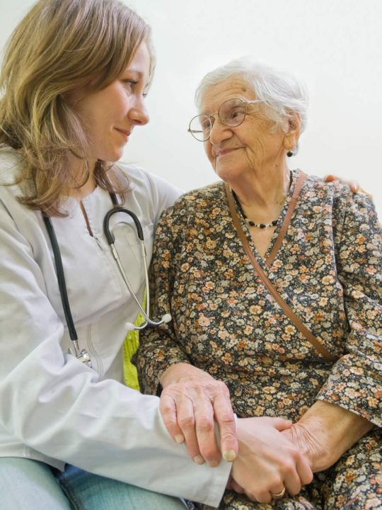 Caring for the Elderly Level 3