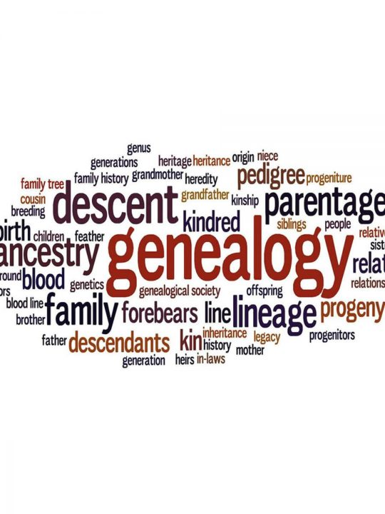 Genealogy Level 2 Course