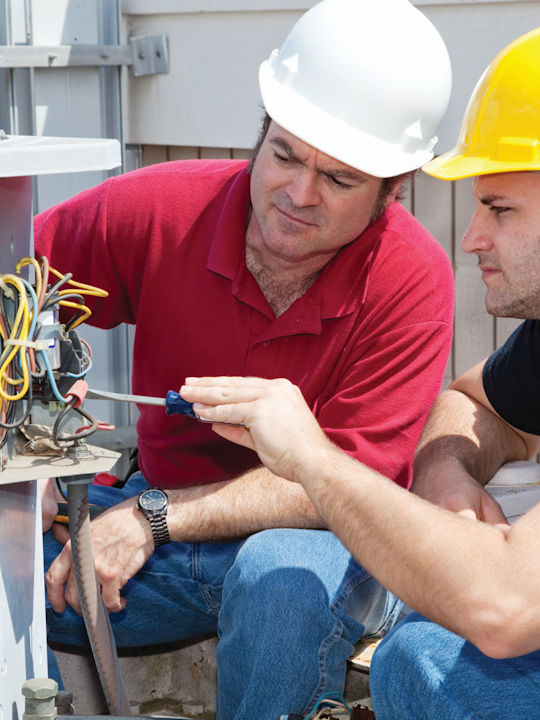 Certificate in HVAC (Heating, Ventilation and Air-Conditioning) Technologies Theory Course