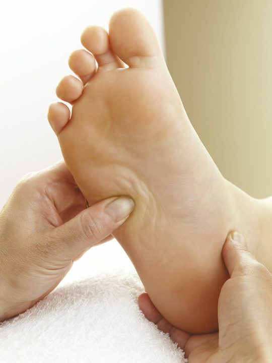 Reflexology Level 3 course