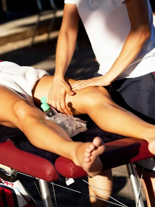 Sports Massage Level 3 Course
