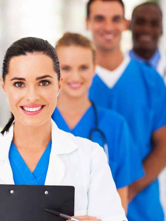 Understanding Working in the Health Sector